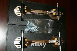 Arius Platinum Roller Skate Plate Size 12 NEW OPEN BOX