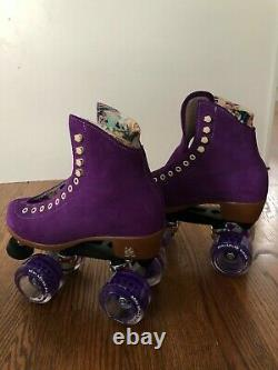 BRAND NEW IN BOX Moxi Lolly Roller Skates Size 5 (womens size 6.5-7)