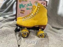 BRAND NEW Mens Size 5 Moxi Lolly Roller Skates Pineapple SHIPS IMMEDIATELY