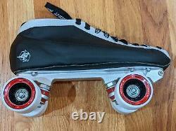 Bont Racer Roller Speed Skates (quads)(riedell)(vnla)