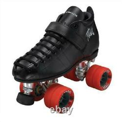 Brand New In Box Riedell 126 Roller Skate Boot & Plate Package FREE SHIPPING