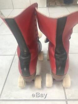 Custom Riedell 172 Roller Skate Size 10