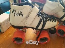 Girls Riedell Roller Skates size 4