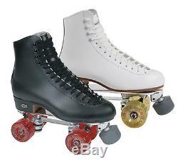 Indoor Artistic Roller Skates Riedell 220 Classic Bones Elite
