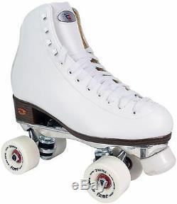 Indoor Rink Roller Skates Riedell 111 Super X Fame Women Size 3-11