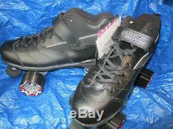 Men Riedell roller Derby size 12 Roller Skates No more Rentals