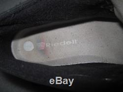 Mens Riedell 795 ROGUE Speed Roller Derby Skates size 7 Radar 62 MM Wheels EVO