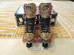 Moxi Jungle Roller Skates Size 10 (w11-11.5) Riedell. READ TO SHIP NOW