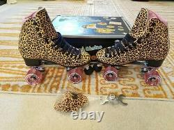 Moxi Jungle Roller Skates Size 8 (w9-9.5) Riedell. Brand New READ TO SHIP NOW