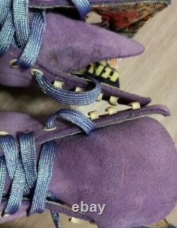 Moxi Lilac Lolly Size 9 Roller Skates Purple Riedell