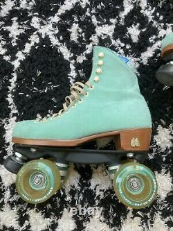 Moxi Lilly Floss Teal Size 5 (W 6-6.5)