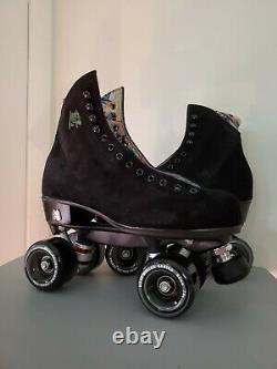 Moxi Lolly Black 7 (W 8-8.5) Rollerskates NEW 2021 MODEL