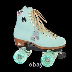 Moxi Lolly Floss Roller Skates Size 8(Women's 9-9½) Brand new in box