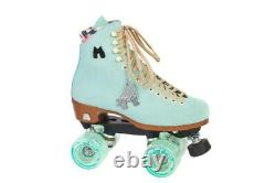 Moxi Lolly Floss Roller Skates Size 9 (w10-10.5) Riedell READY TO SHIP NOW