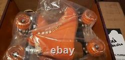 Moxi Lolly Outdoor Clementine Roller Skates Size 7 BRAND NEW