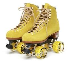 Moxi Lolly Pineapple Roller Skates Size 9