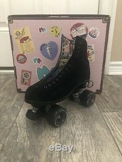Moxi Lolly Roller Skate Black Size 9