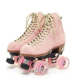Moxi Lolly Roller Skates Pink Size 5