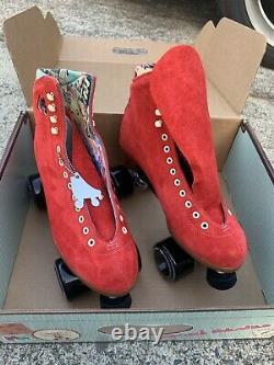 Moxi Lolly Roller Skates Poppy Size 10M/11W