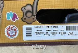 Moxi Lolly Roller Skates RARE HTF (Moxi Size 7)
