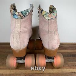 Moxi Lolly Roller Skates Strawberry Skate Size 6 US Womans 7-7.5