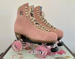 Moxi Lolly Roller Skates Womens 9-9.5 (mens 8)
