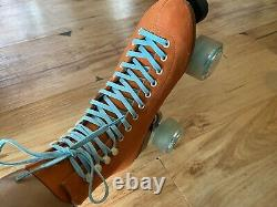Moxi Lolly Roller skates size 8