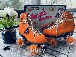 Moxi Lolly Size 8 Clementine Roller Skates (Womens Size 9-9.5) BRAND NEW