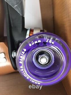 Moxi Lolly in Taffy Roller Skates Size 7 (7.5 8.5)