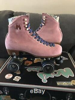 Moxi Lollys Roller Skates Size 9