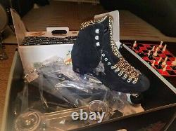 Moxi Panther Skates Size 7 (w8-8.5) Riedell. Brand New. READY TO SHIP NOW