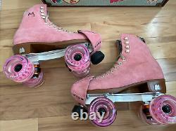 Moxi Roller Skate Lolly Strawberry Size 5 Reactor Neo (Womens 6-6.5)