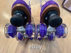Moxi Roller Skate Lolly Taffy Size 6 (Womens 7-7.5)