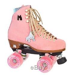 Moxi Roller Skates Lolly Roller Skates, Pink Size 8