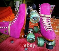Moxi roller skates lolly size 8