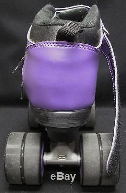 NEW IN BOX Riedell Dart Speed Skates 27197 Men's Purple Size 13