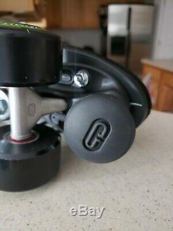 NEW! Moxi Lolly Roller Skates Size 7M/8.5W Black