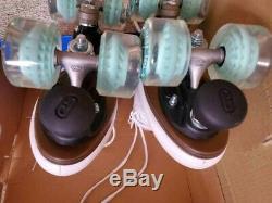NEW Moxi X Riedell Joyrides Size 10 Roller Skates