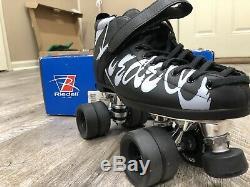Never Used! Riedell Vixen Roller Derby Roller Skates Size 9