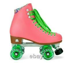 New Gorgeous Moxi Beach Bunny Watermelon roller skates size 8 (not lolly, jack)