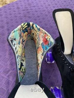 New! Moxi Lolly Womens Size 10 Roller Skates