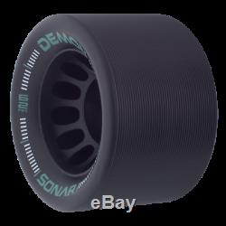 New! Riedell Icon Quad Roller Skates 851 Jam Skate (Choose Color of EDM Wheels)