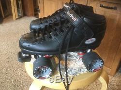 New Riedell Quad Skates. Model R3. Mens size 8 Med