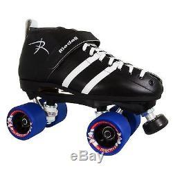 Quad Speed Roller Skate Riedell 265 Vandal Plus