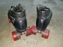 Quad speed skates (PAIR) with POWER-TRAC plates