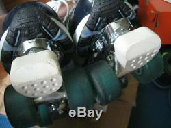 RARE Riedell Cruisers speed ROLLER SKATES Size 9 adult