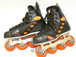 RIEDELL Inline Roller Hockey Skates Rollerblades Men's US 9