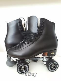 RIEDELL Mens 220 Artistic Roller Skate 7 1/2