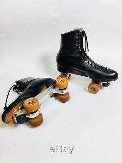 RIEDELL Mens 220 Artistic Roller Skate With Micro Star 2500 Size 13