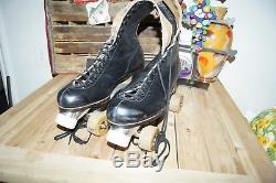 RIEDELL ROLLER SKATES 11 Red Wing Fo Mac ridell skates 11 vintage skates 11 mens